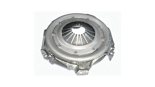 LuK starts shipping an 11-inch clutch - the first clutch to be designed, developed and manufactured in Wooster - for the Ford F-Series pickup.