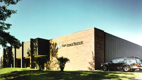 INA Linear Technik, Inc. is incorporated in Bensalem, Pennsylvania.