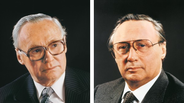 INA is founded by Dr. Wilhelm Schaeffler and his brother, Dr.-Ing. E.h. Georg Schaeffler, in Herzogenaurach, Germany.